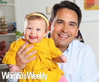 Simon Bridges on how politics is affecting his family life