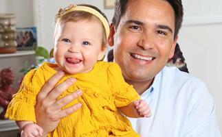 Simon Bridges on how politics is affecting his family life