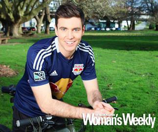 Jack Tame's secret weapon for dealing with stress