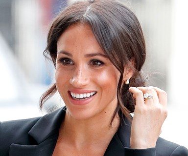 Everyone is loving the chic outfit Meghan Markle wore to the WellChild Awards with Prince Harry