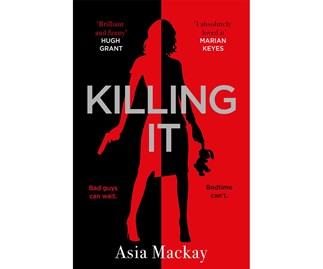 Win the NEXT October book of the month: Killing It