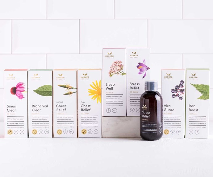 Win the full Harker Herbals range!