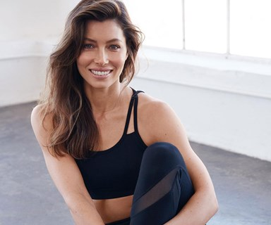 """Working mum Jessica Biel reveals how she fits workouts into her busy schedule: """"You Just Gotta Do It"""""""