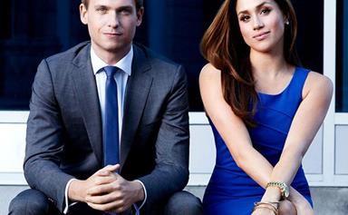 Prince Harry reportedly sent MI5 agents to protect Meghan Markle when she was filming Suits