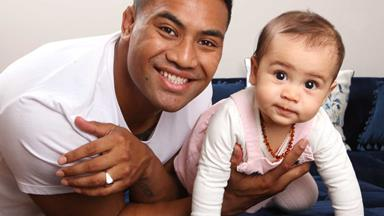 Why Julian Savea chose family over the All Blacks as he embarks on a new life in France with wife Fatima and baby Jude
