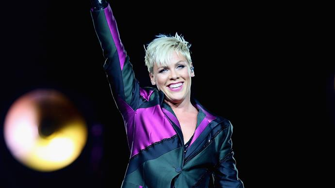 Pop singer Pink on her love for New Zealand and why she refuses to change
