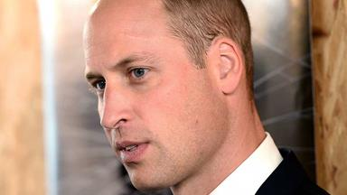 Prince William candidly opens up about his own mental health issues