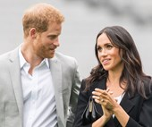 The secret code names Prince Harry and Duchess Meghan have been given by security