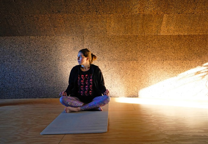 Highlights at the Sherwood in Queenstown include daily yoga classes.