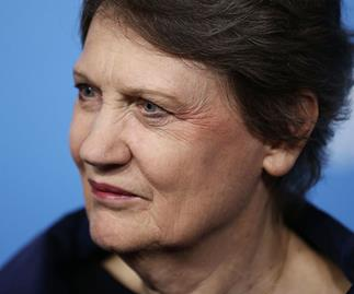 Helen Clark says she's excited by the upsurge of feminism in NZ at the moment