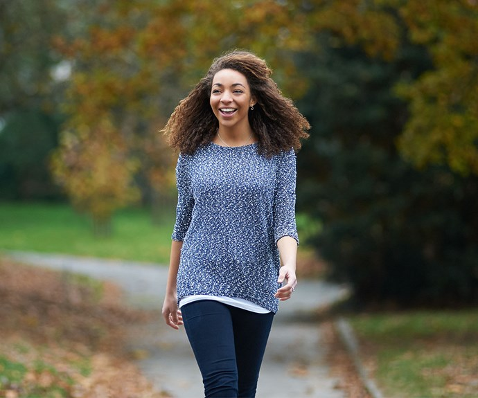 Walking meditation is the peaceful daily activity you should be doing if you're stressed and anxious