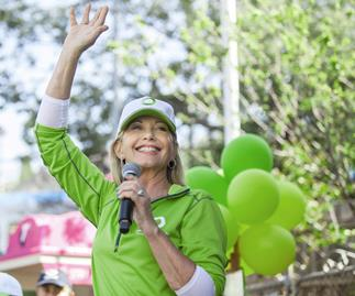Olivia Newton John on turning 70 and facing cancer for a third time