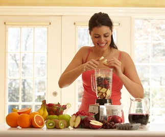 Two health professionals reveal their top tips for eating well and feeling great