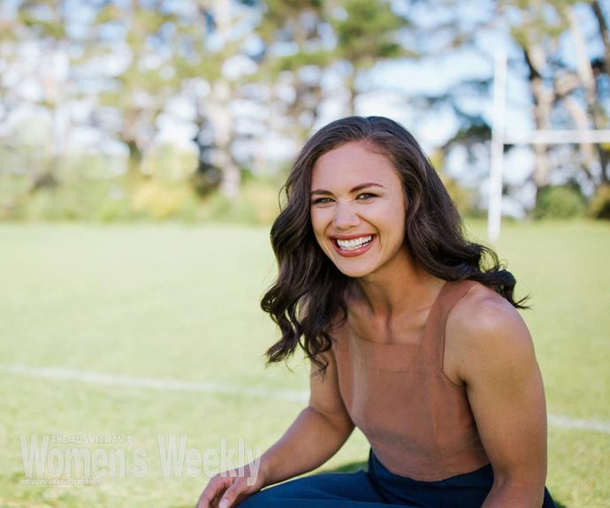 Women's rugby sevens player Ruby Tui thanks sport for helping her overcome her difficult upbringing