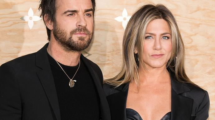 Justin Theroux has opened up about his 'heartbreaking' divorce from Jennifer Aniston
