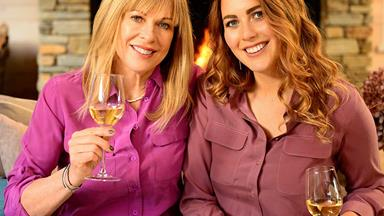 Annabel Langbein and her daughter Rose reveal the secrets behind their new cookbook
