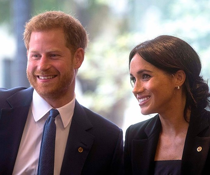 Meghan Markle and Prince Harry are visiting their namesake county next week