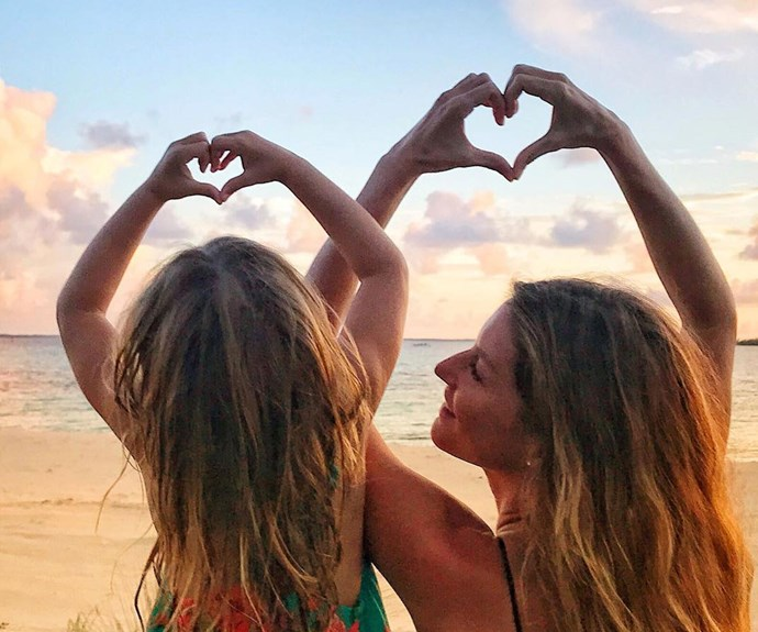 Gisele Bündchen opens up about losing herself when she became a new mum