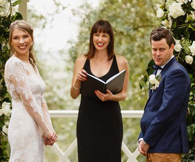 Married at First Sight NZ season two: Monique and Fraser and Wayne and Ksenia tie the knot