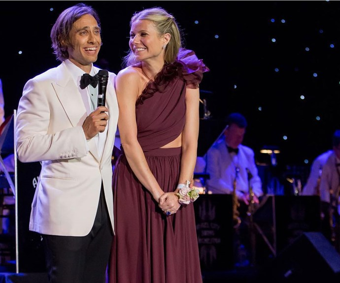 Gwyneth Paltrow and Brad Falchuk are now officially married