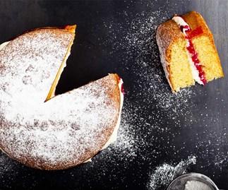 Serial killer wins bake-off with her delightful Victoria sponge cake
