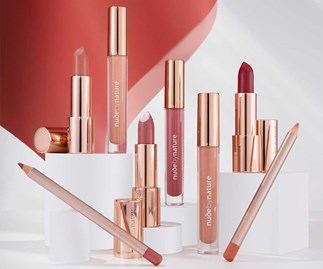 Nude by Nature have released a brand new lip collection