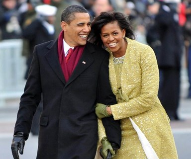 Happy anniversary to Barack and Michelle Obama who celebrate 26 years of marriage today!