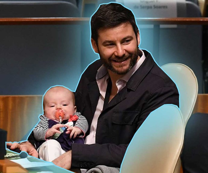Clarke Gayford's twitter and the rise of the dad blog