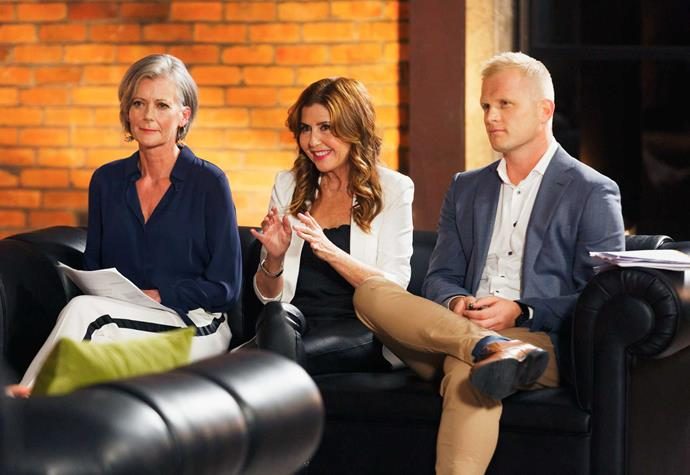 Trisha brings her expertise from time on the Aussie show.