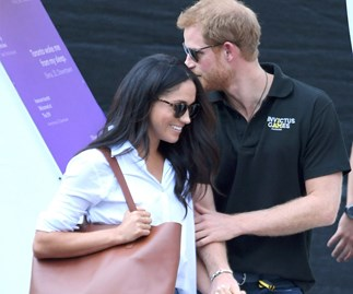 Meghan Markle was apparently worried she seemed 'too eager' after her first date with Prince Harry