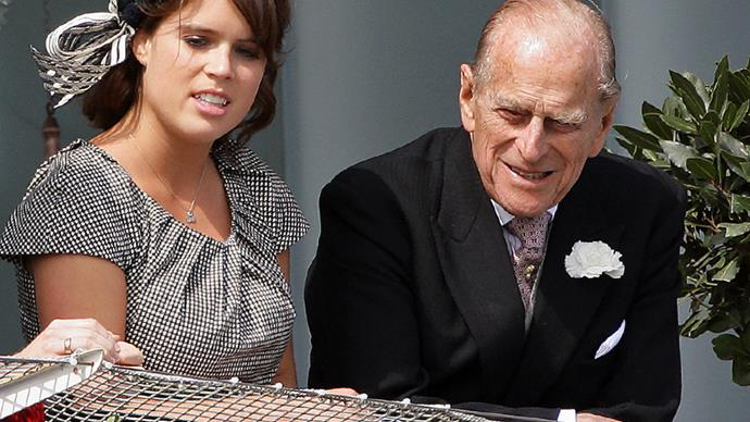 Why Prince Philip decided to attend Princess Eugenie's wedding after all