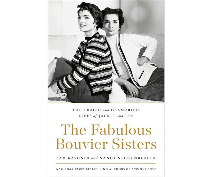 Win the NEXT November book of the month The Fabulous Bouvier Sisters by Sam Kashner and Nancy Schoenbeger