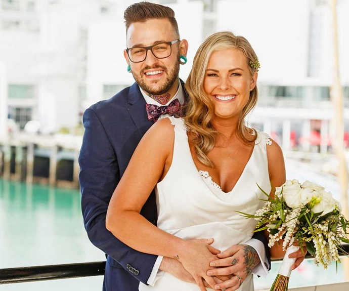 MAFS groom Gareth Noble reveals how a relationship break-up caused him to spiral into depression