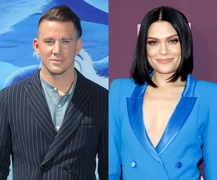 Channing Tatum is reportedly dating Jessie J after his split from Jenna Dewan