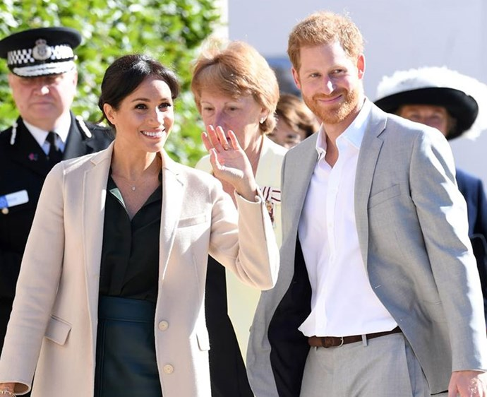 How Duchess Meghan will be preparing for her first international royal tour