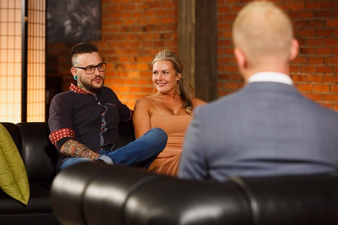 MAFS NZ episode 7 recap - the first commitment ceremony and boy is it hostile!