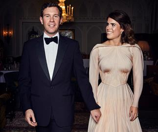 Inside Princess Eugenie's three separate wedding parties