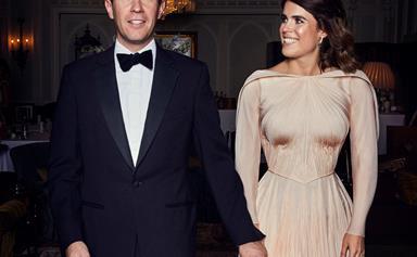 Inside Princess Eugenie's three separate wedding parties