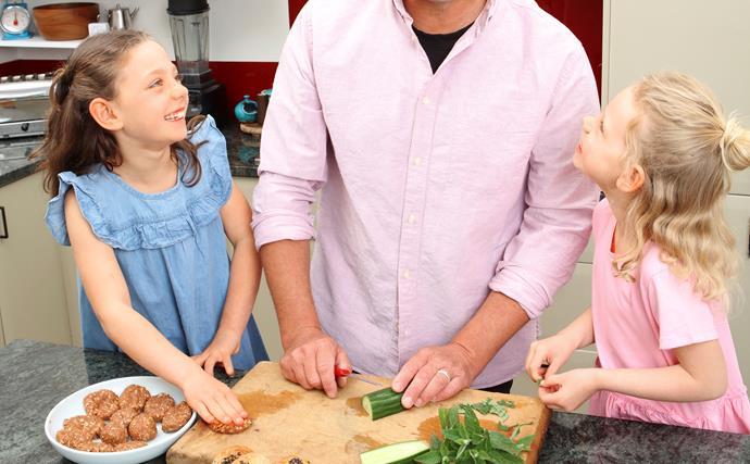 Michael Van de Elzen's mission to get Kiwi kids into the kitchen