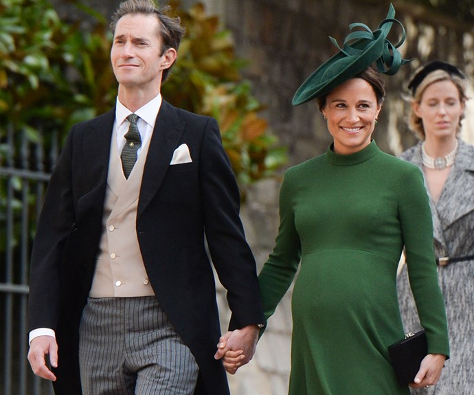 Pippa Middleton admits 'reality is finally kicking in' as she prepares to welcome her first baby