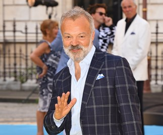 Graham Norton opens up about being single in his 50s