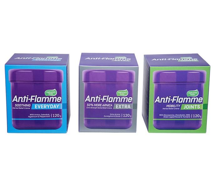 Win an Anti-Flamme wellness pack