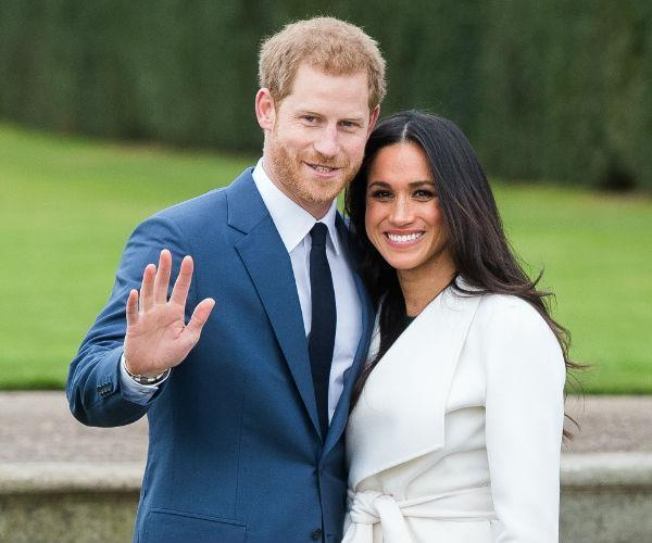 Meghan Markle And Prince Harry Announce They're Expecting
