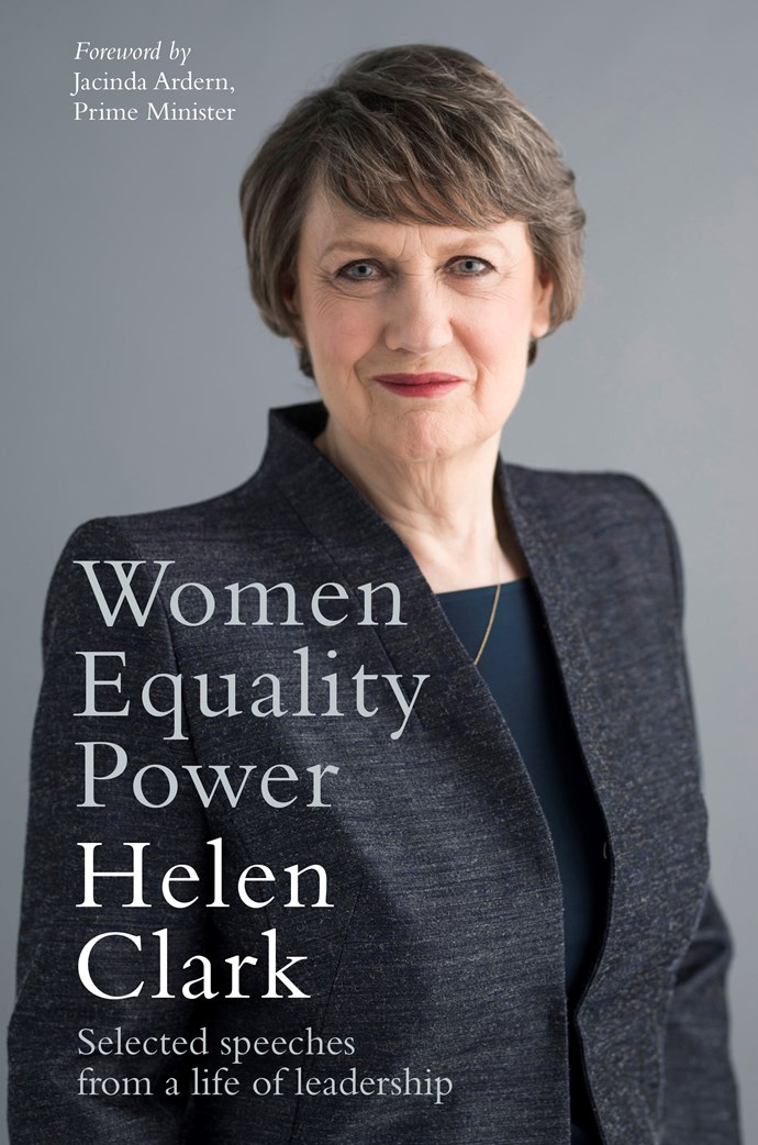 Helen's Book *Women Equality Power* is published by Allen & Unwin