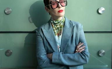 Home is where the heart is for fashion designer Karen Walker and here's why
