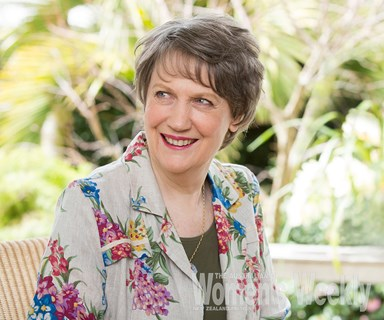 Helen Clark on women in politics and why optimism is always the best policy