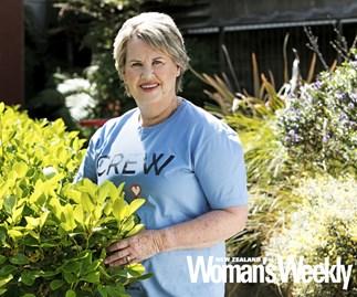 Supergran Jill Hutchison is one of Ronald McDonald House's longest-serving volunteers