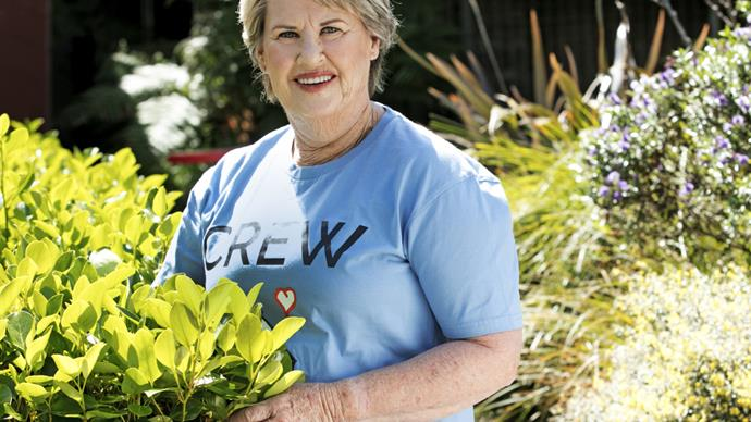 Supergran Jill Hutchison is one of Ronald McDonald House's longest-serving volunteers