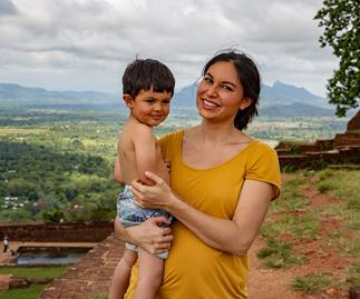 Nadia Lim shares new details about her incredible family holiday to Sri Lanka