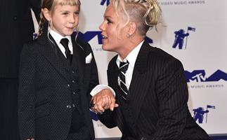 Pink and her daughter Willow sing together and it's everything you'd imagine
